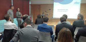 Ensa, empresa anfitriona en la reunión periódica del Clúster de la Industria Nuclear de Cantabria