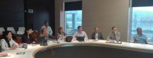 SODERCAN presenta las Ayudas a la Internacionalización a los miembros del CINC