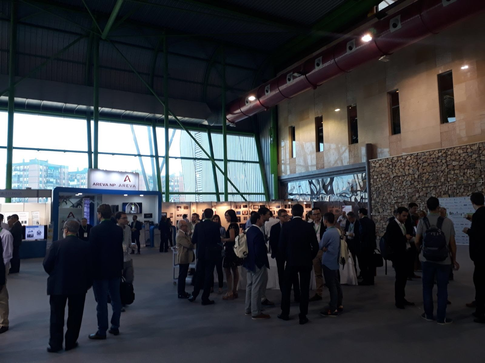 Reunión Anual de la Sociedad Nuclear Española