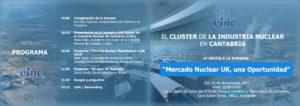 "El CINC te invita a la Jornada ""Mercado Nuclear UK, una oportunidad"""
