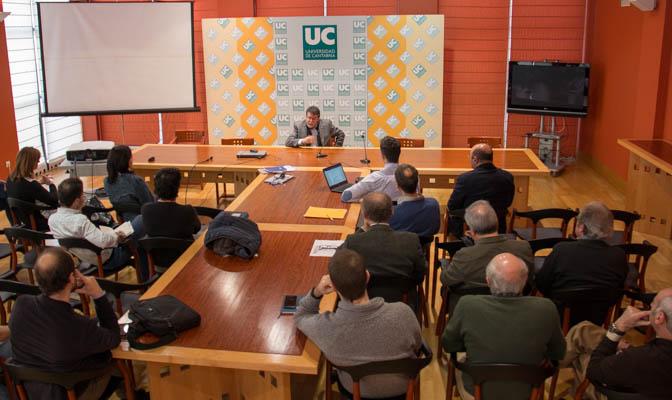 Colaboración entre los miembros de la UC y el Cluster de la Industria Nuclear de Cantabria
