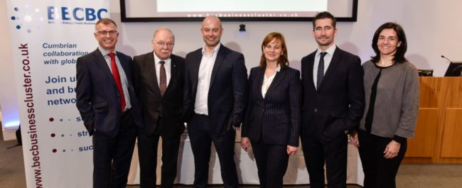 CINC nuevo miembro del BECBC - Foto junto a Ivan Baldwin