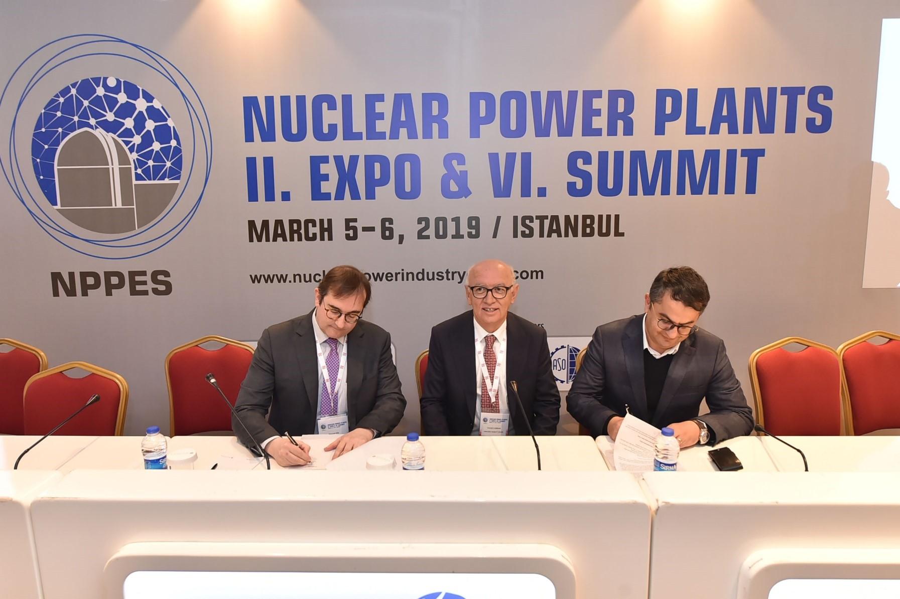 Newtesol, empresa miembro del Clúster, primera empresa española en establecer una joint venture en Turquía para involucrarse en su programa nuclear.